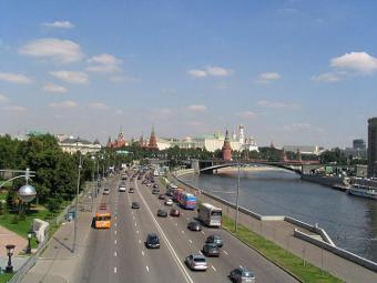 Над набережными Москвы-реки предложили строить эстакады