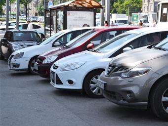 Иномарки заняли половину российского автопарка