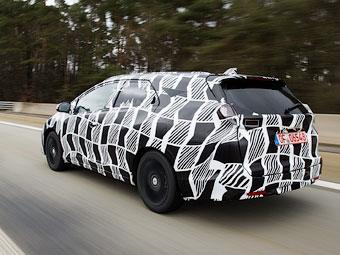 Honda Civic обзаведется адаптивными амортизаторами