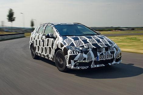 Адаптивные амортизаторы появятся в задней подвеске универсала Civic. Фото 1