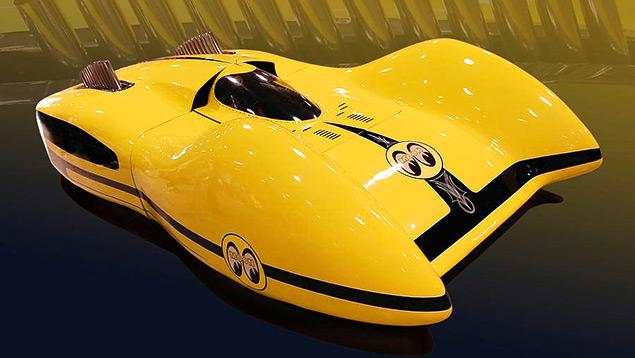 Самые необычные машины, гонявшие по соляному озеру Бонневиль