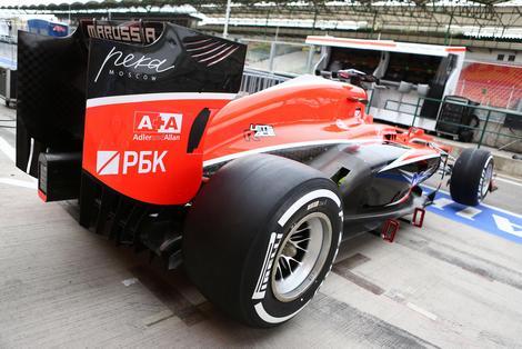Логотипы нового спонсора появились на задних антикрыльях гоночых болидов