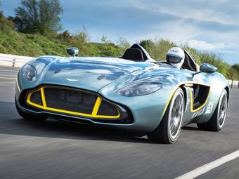 Aston Martin продал все юбилейные спидстеры