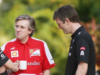 Бывший техдиректор Lotus вернется в Ferrari