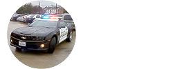 Лучшие полицейские автомобили со всего мира. Фото 1