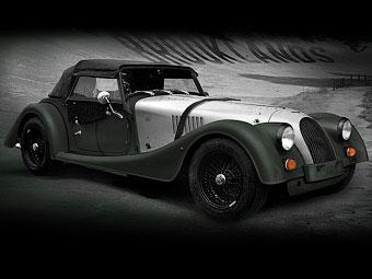 Morgan напомнит о британских гоночных машинах эксклюзивными спорткарами