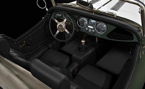 """В """"Моргане"""" подготовили специальную модификацию моделей Roadster и 3 Wheeler"""