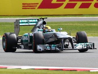 Льюис Хэмилтон одержал четвертую победу в Гран-при Венгрии
