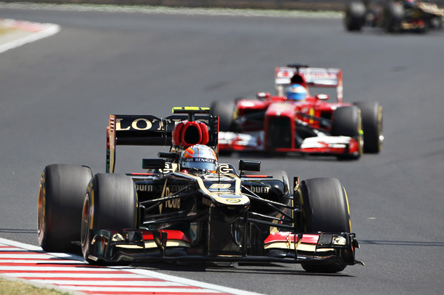 Льюис Хэмилтон выиграл Гран-при Венгрии. Фото 2