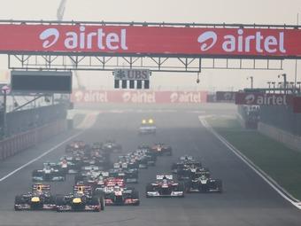 Гран-при Индии оказался под угрозой срыва