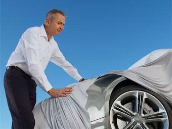 Audi показала видео-тизер двух франкфуртских премьер