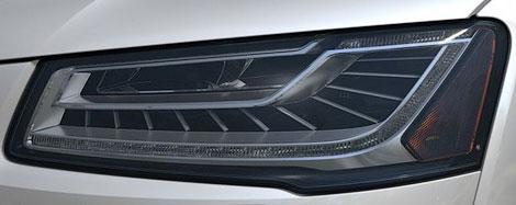 В компании Audi готовятся к дебюту обновленных седанов A8 и S8. Фото 1