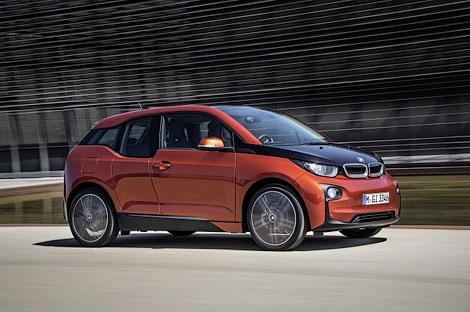 Компания BMW официально представила модель i3. Фото 1