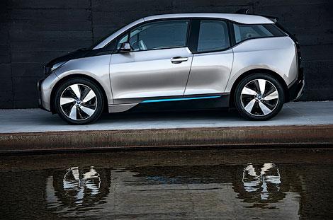 Компания BMW официально представила модель i3. Фото 2