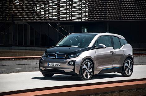 Компания BMW официально представила модель i3. Фото 3