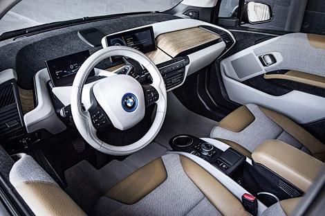 Компания BMW официально представила модель i3. Фото 4