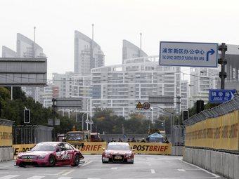 Серия DTM официально подтвердила возвращение китайского этапа