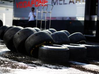 Michelin попробует выдавить Pirelli из Формулы-1