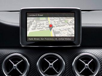 """Навигацию """"Мерседесов"""" подружат с очками Google Glass"""