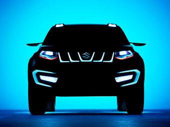 Suzuki намекнет концептом на дизайн будущих кроссоверов