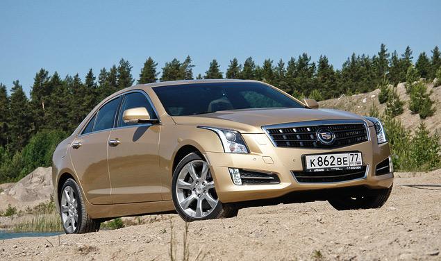 Чем Cadillac ATS будет завоевывать сердца европейцев