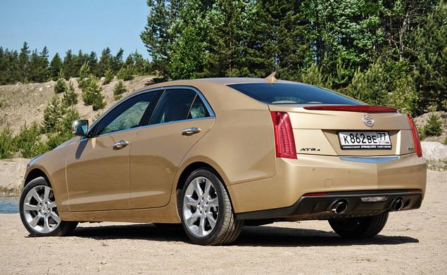 Чем Cadillac ATS будет завоевывать сердца европейцев. Фото 1