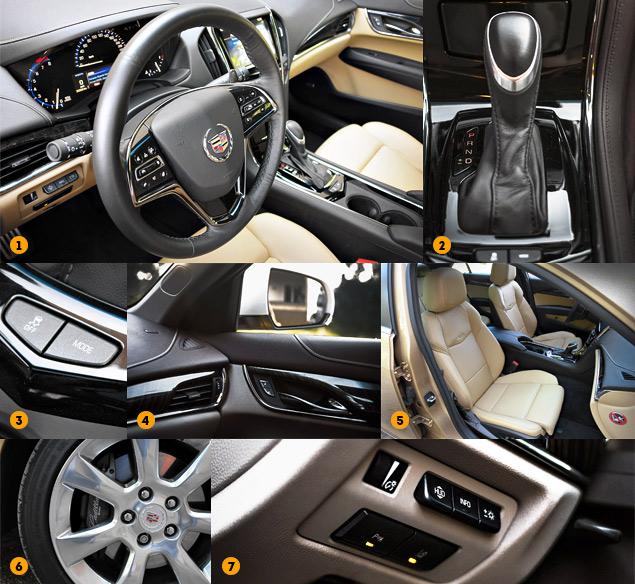 Чем Cadillac ATS будет завоевывать сердца европейцев. Фото 2