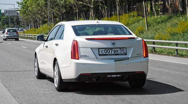 Чем Cadillac ATS будет завоевывать сердца европейцев. Фото 4
