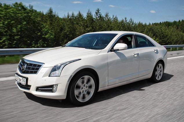 Чем Cadillac ATS будет завоевывать сердца европейцев. Фото 6