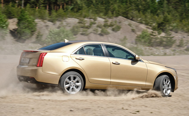 Чем Cadillac ATS будет завоевывать сердца европейцев. Фото 7