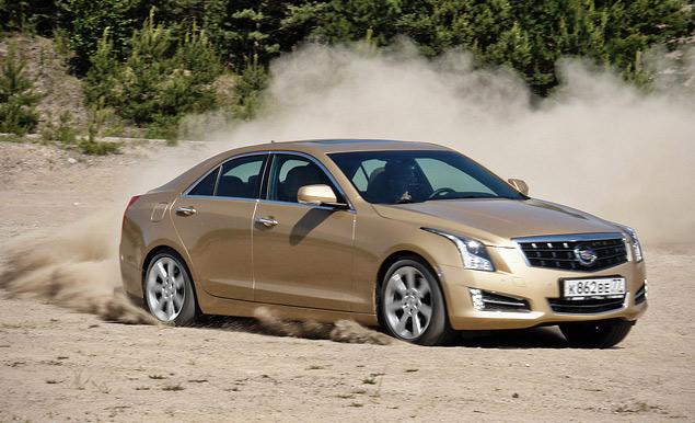 Чем Cadillac ATS будет завоевывать сердца европейцев. Фото 8