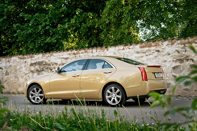 Чем Cadillac ATS будет завоевывать сердца европейцев. Фото 9
