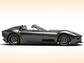 В США создадут спорткар с мотором AMG
