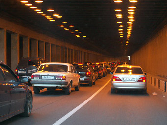 Московские тоннели оборудуют адаптивным освещением