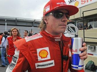 Кими Райкконену предложили вернуться в Ferrari
