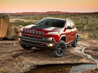 "Выход Jeep Cherokee отложили из-за проблем с ""автоматом"""