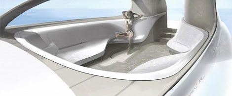 14-метровую роскошную яхту покажут в сентябре в Монако. Фото 2