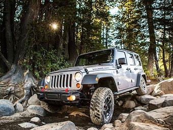 Jeep сделает Wrangler экономичнее