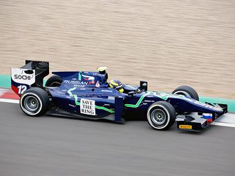 Российская команда GP2 решила выставить три машины в GP3