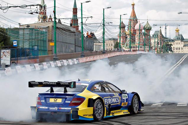 Чемпионат DTM решил покорить мир, начав с России. Фото 4