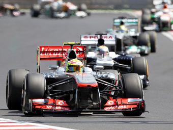Российская автофедерация отказалась санкционировать Гран-при Формулы-1