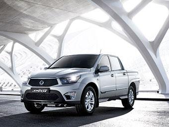 SsangYong опроверг появление в России автомобилей казахстанской сборки