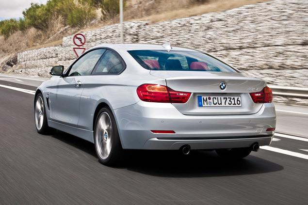 Выясняем, зачем новому купе BMW понадобилось новое имя. Фото 4