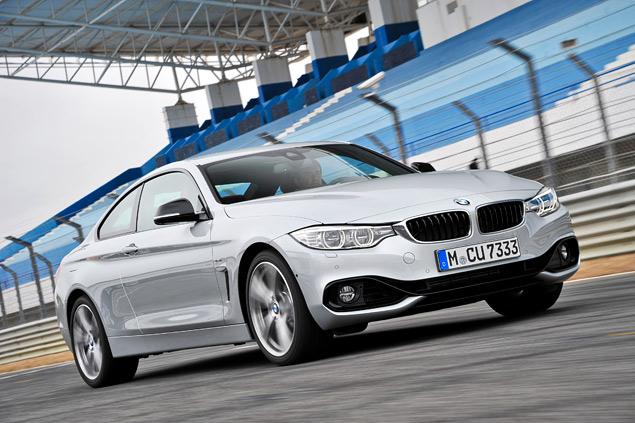 Выясняем, зачем новому купе BMW понадобилось новое имя. Фото 6
