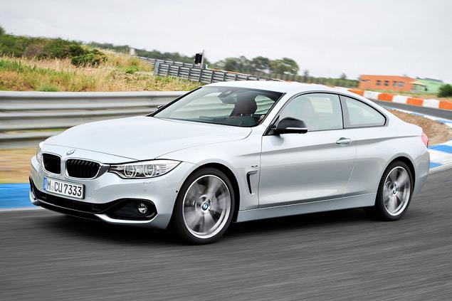 Выясняем, зачем новому купе BMW понадобилось новое имя. Фото 7