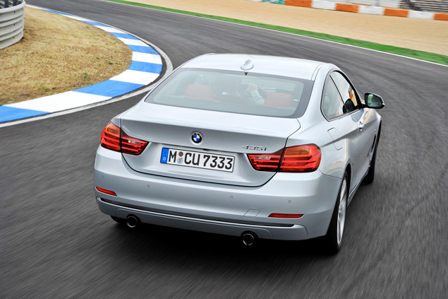 Выясняем, зачем новому купе BMW понадобилось новое имя. Фото 8
