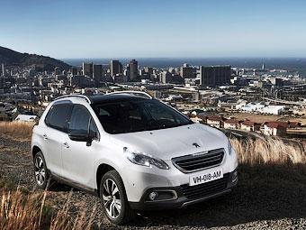 У Peugeot появится семиместный кроссовер