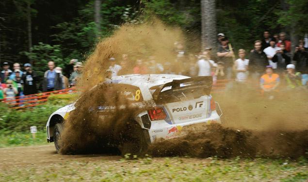 Обзор восьмого этапа WRC: Ралли Финляндии