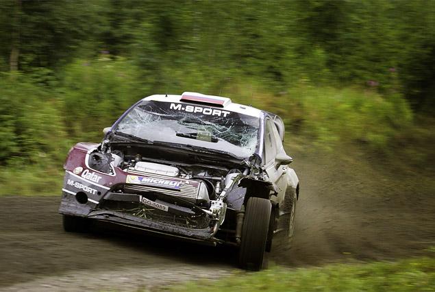 Обзор восьмого этапа WRC: Ралли Финляндии. Фото 5