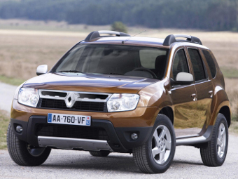 Renault Duster подорожал